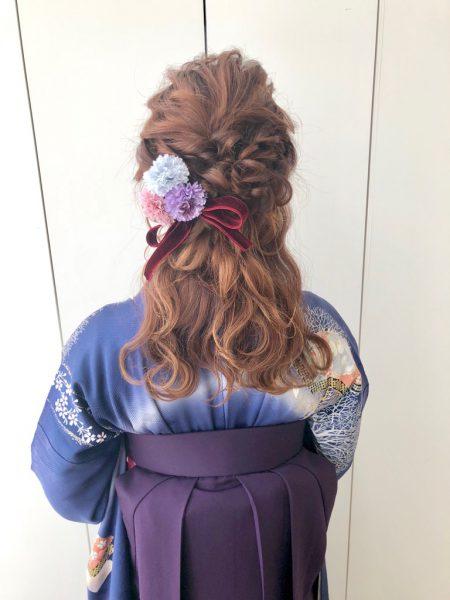 袴Back