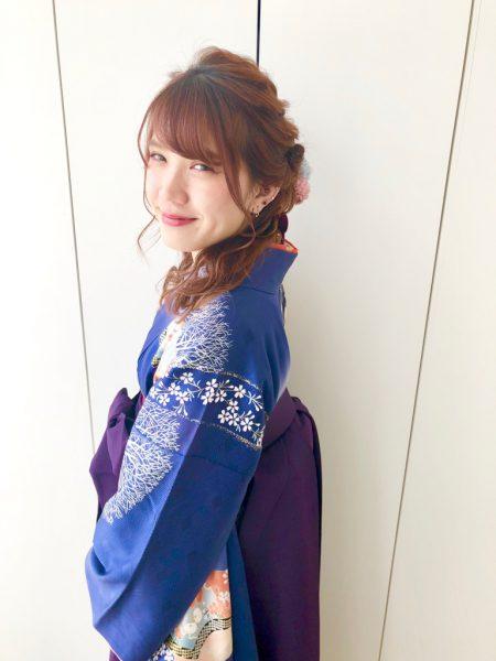袴side